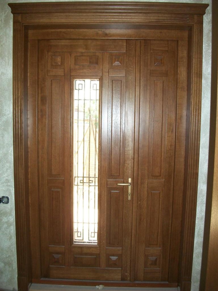 дубовые входные двери недорого